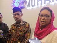 Menlu dan Ketua PP Muhammadiyah Bahas Perdamaian Dunia