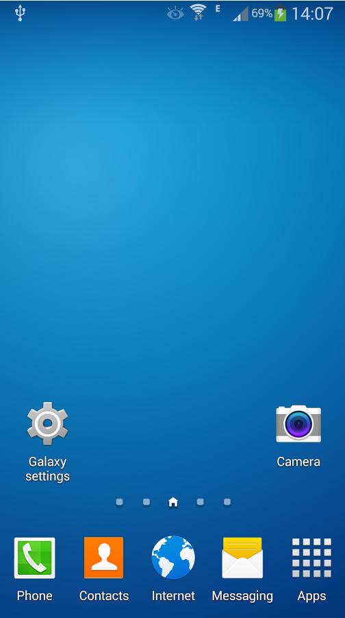 APK] Samsung Galaxy S5 Launcher Ported!