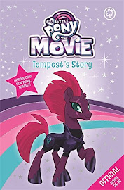 My Little Pony MLP The Movie: Tempest's Story Books