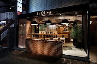 Restaurante La Oliva Tokio