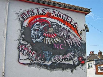 Bloomington Harley Davidson >> The Washington D.C.: Hells Angels