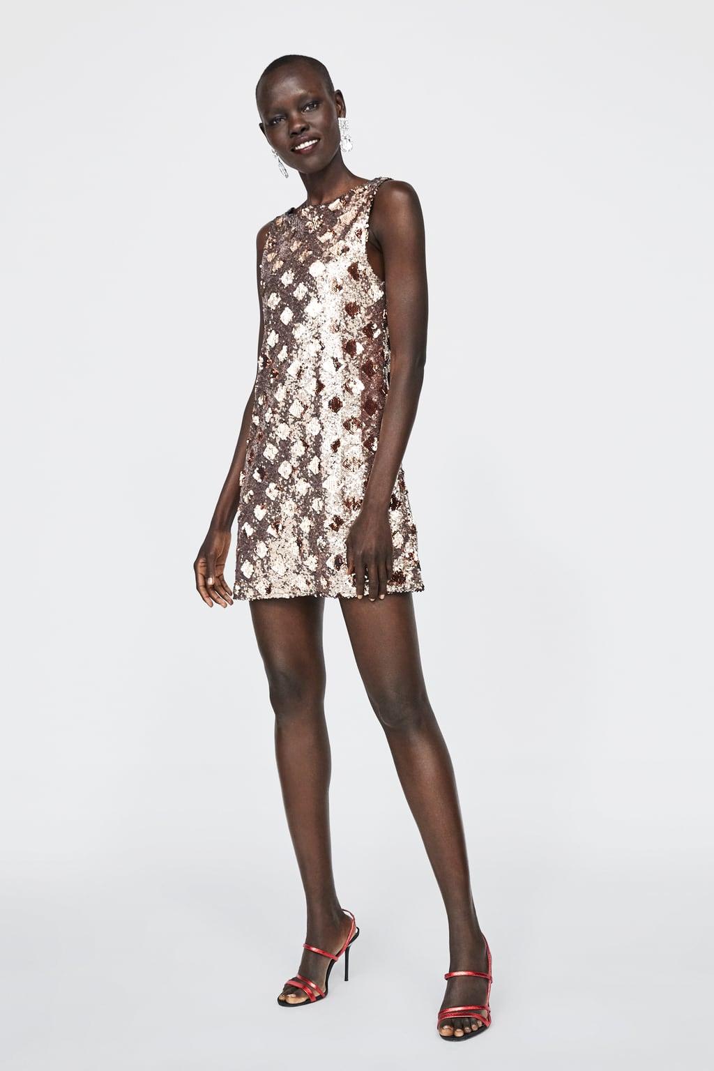 La segunda opcion seria este vestido de lentejuelas dc0c933e5fe