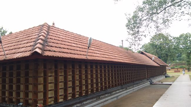 Sri Vamana Moorthy Temple Praharam