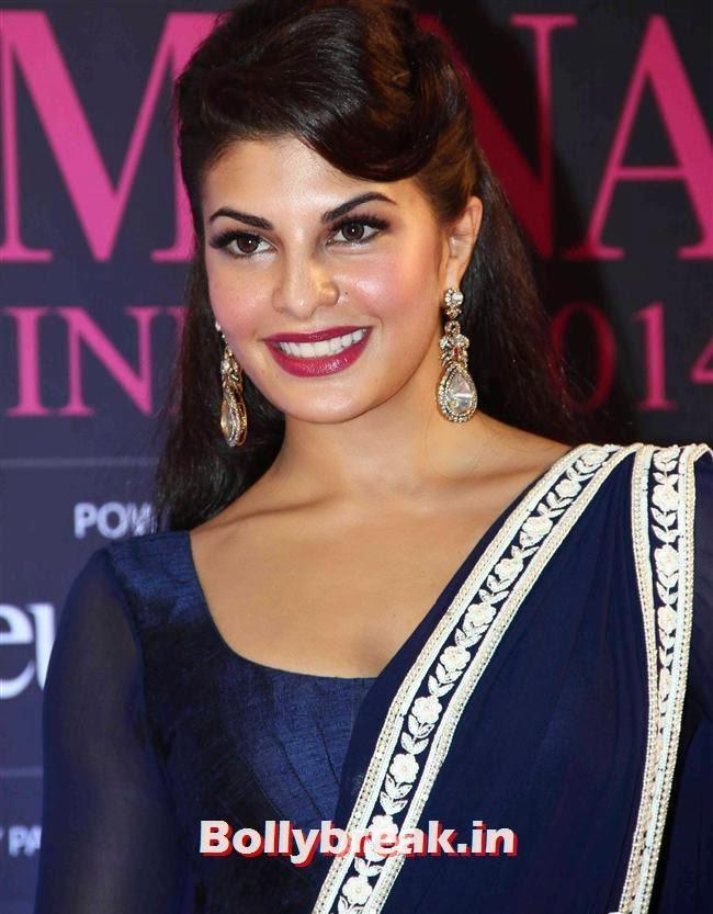 Jacqueline Fernandez, Femina Miss India 2014