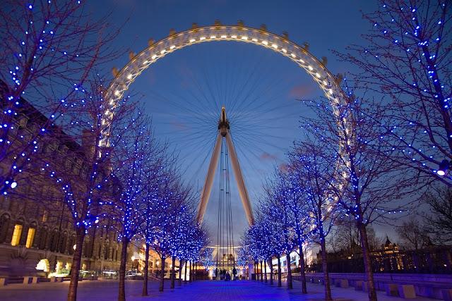 Roteiro de 6 dias em Londres - London Eye