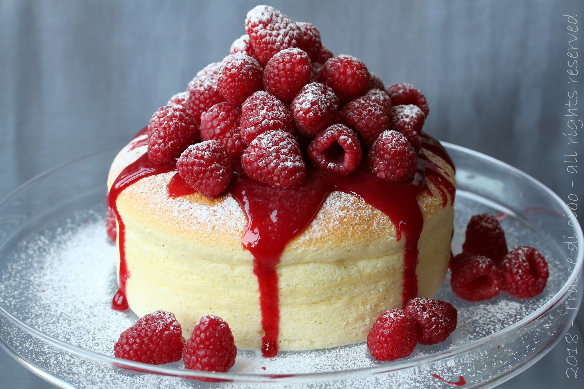 jiggly cake, japanese cheesecake