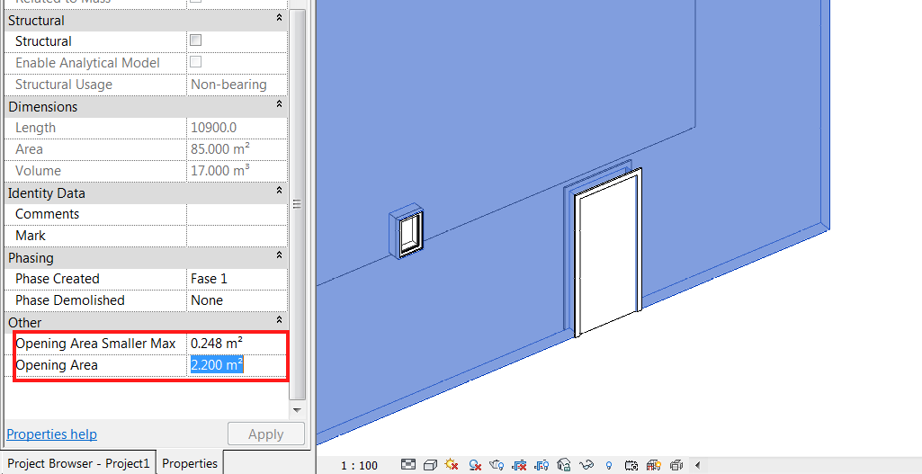 Revit: Calculating and Scheduling Gross Wall Area | CAD