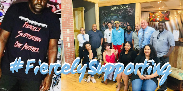 Our Original Group for #FiercelySupporting is Our Proudest Offering