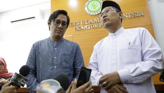 MUI Minta Umat Islam Maafkan Andre Taulany
