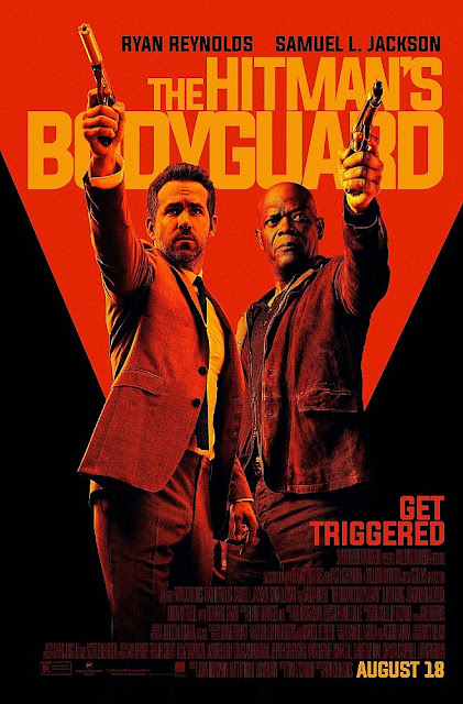 Sinopsis Film The Hitman's Bodyguard (2017)