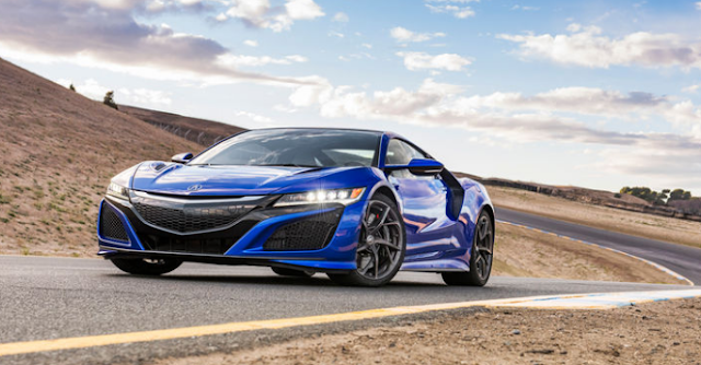 2017 Acura NSX Price, Change, Concept, Features