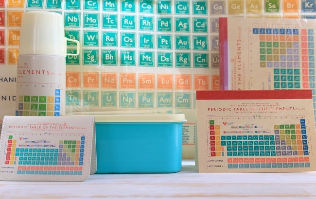 school periodic tables stationary