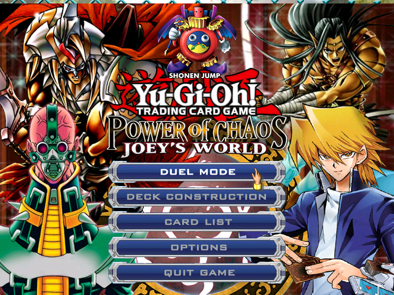 yu gi oh joey the passion pc startimes
