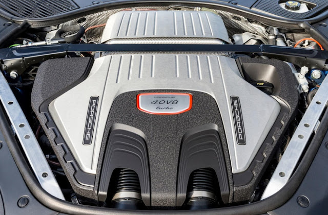 2016 Porsche Panamera Turbo review MACHINE