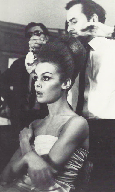 Sixties Hair Emma Louise Layla