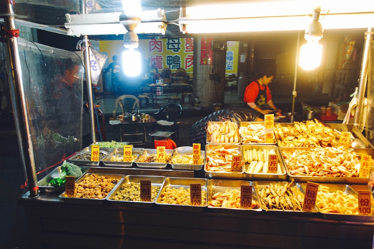 中華路夜市(Zhonghua Road Night Market)