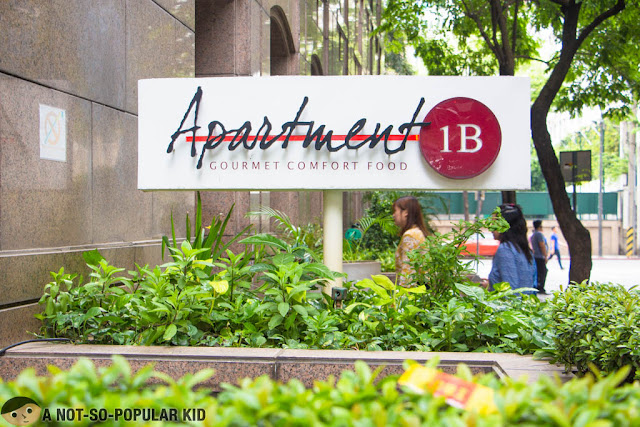 Apartment 1B Gourmet Comfort Food in Makati