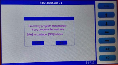 How to use SKP1000 to program key on Hyundai SONATA 8-12