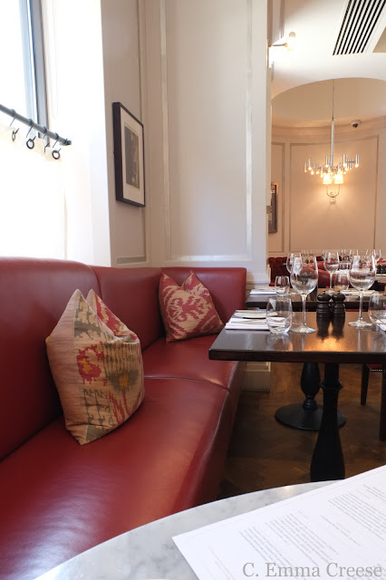 108 Marylebone Brasserie Restaurant Review(ed again) Adventures of a London Kiwi