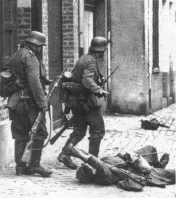 6 June 1940 worldwartwo.filminspector.com Wehrmacht troops