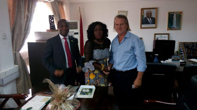 Zaina Lodge Calls On Tourism Minister