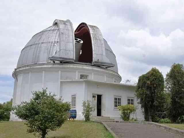 Observatorium Bosscha sebagai salah satu wisata edukasi di lembang bandung