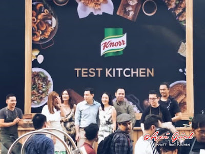Knorr Test Kitchen