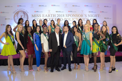 Connext Insurance Agency kicks off eco-policy with Miss Earth 2018 candidates
