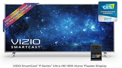 New Vizio TV 4K Ultra HDR10