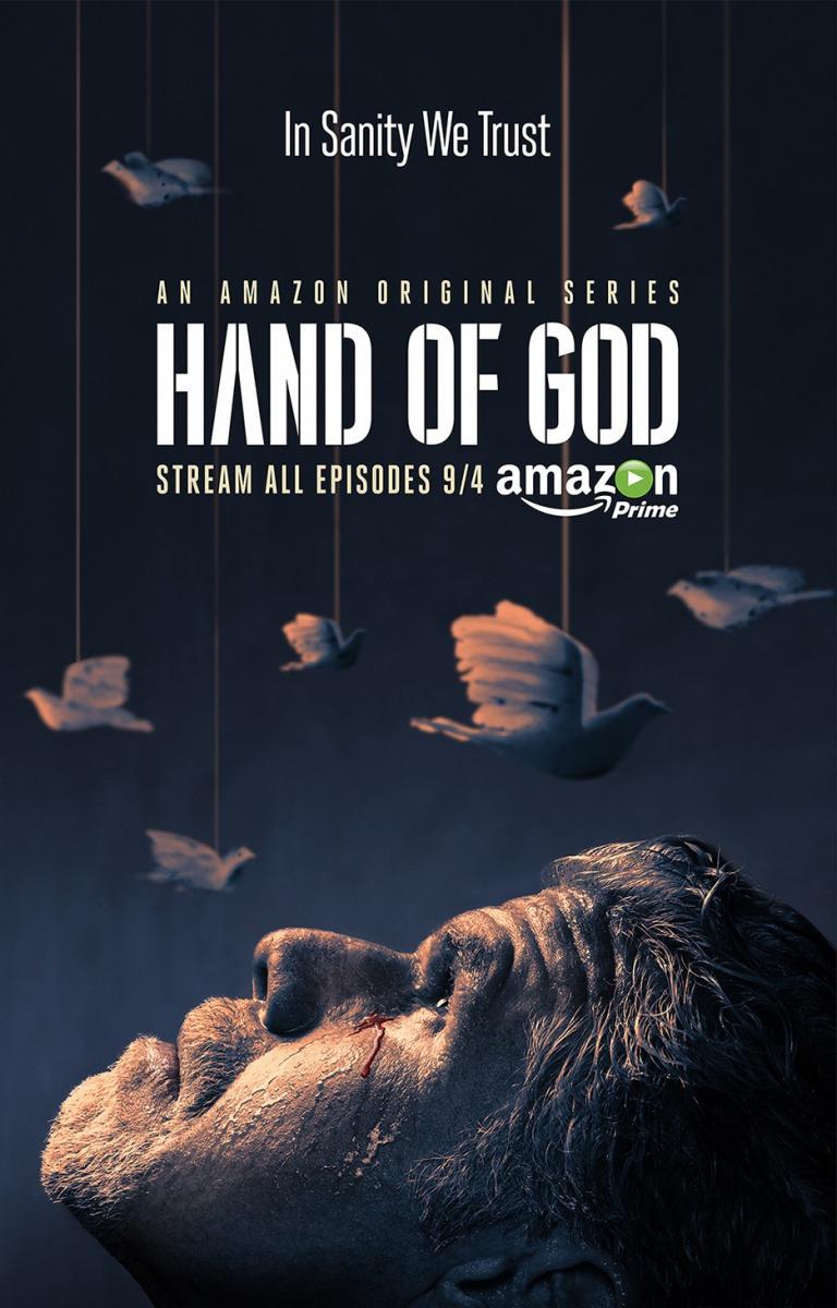 serieS de tv Hand of God temporada 2 estreno españa