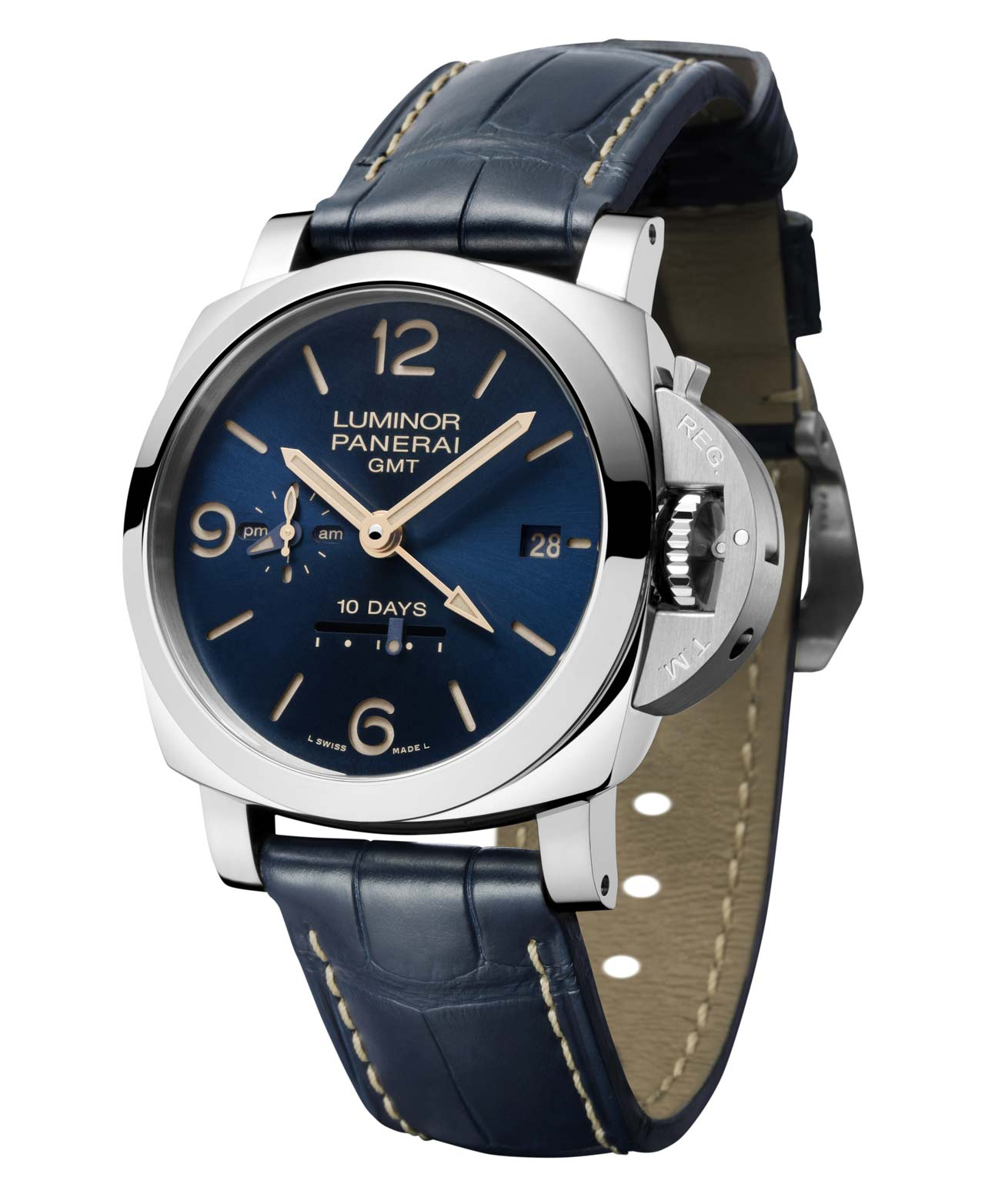 Panerai Luminor Gmt Function