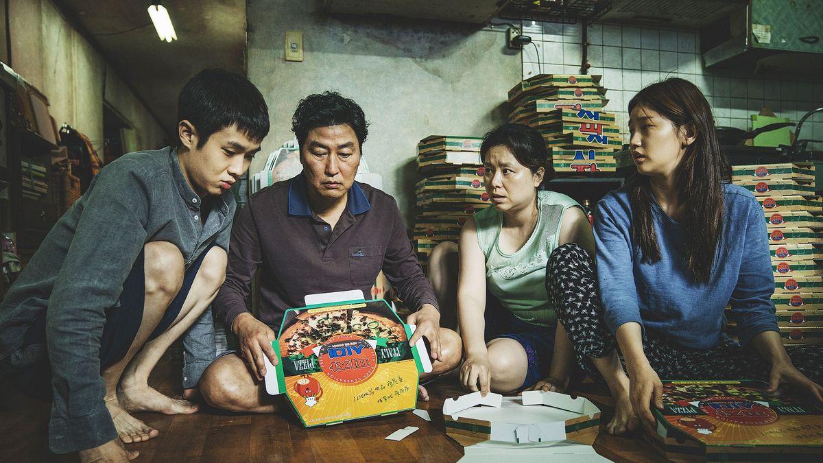 Review Film Parasite (2019)