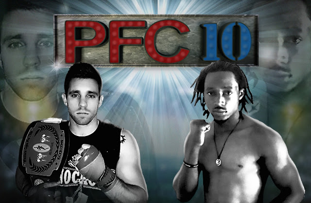#SouthAfrica Meets the DRC for #PFC10 Fight Night @GrandWestSA #CapeTown