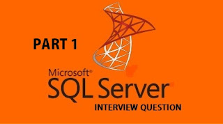 Sql interview question for freshers