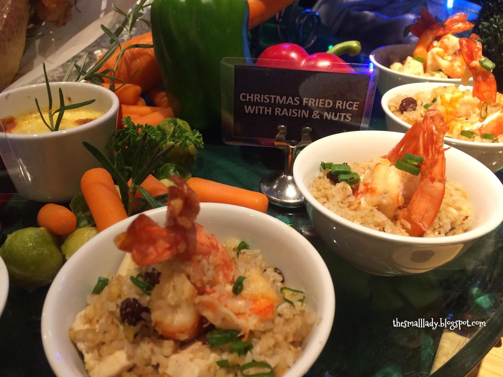 Xmas Buffet Dinner at Armada Hotel