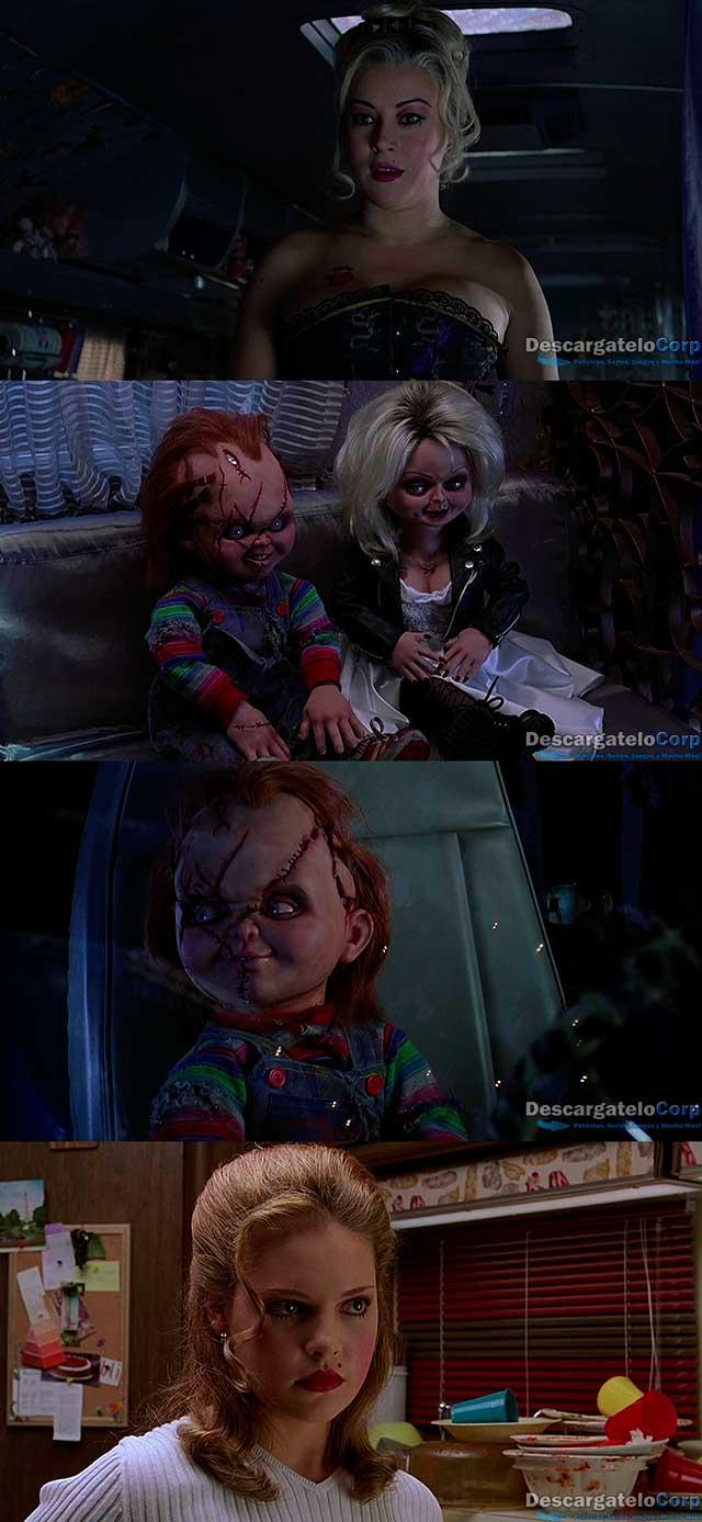 La Novia de Chucky HD 1080p Español Latino