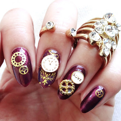 Mother Of Invention Nails