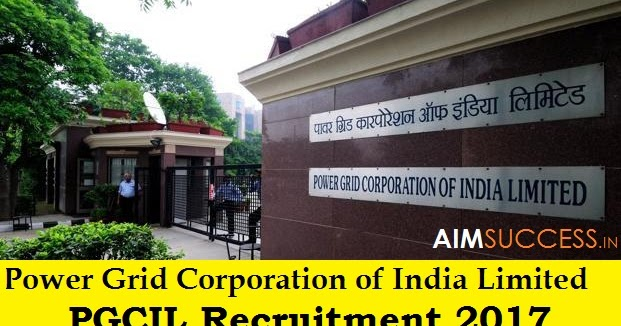 Power Grid Corporation Of India Limited Pgcil