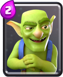 Carta Goblins de Clash Royale - Wiki da Carta
