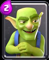 Carta Goblins de Clash Royale - Cards Wiki