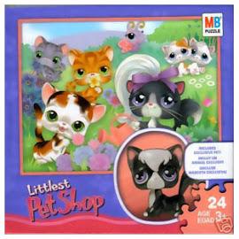 Littlest Pet Shop Special Cat Longhair (#No #) Pet