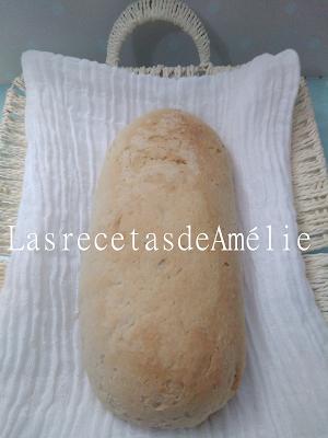 Pan, maíz,esponjoso