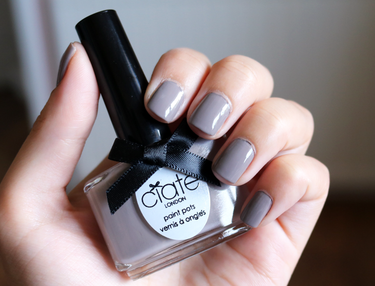 Ciate Prima Ballerina review swatches