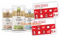 Logo Morato Pane ''Grissani alla salute'' e vinci 15 buoni Bennet da 100€