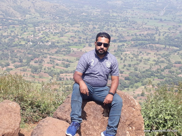 Sydney Point –A scenic viewpoint of Panchgani Hill Station