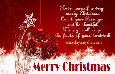 Merry Christmas Wishes 2016