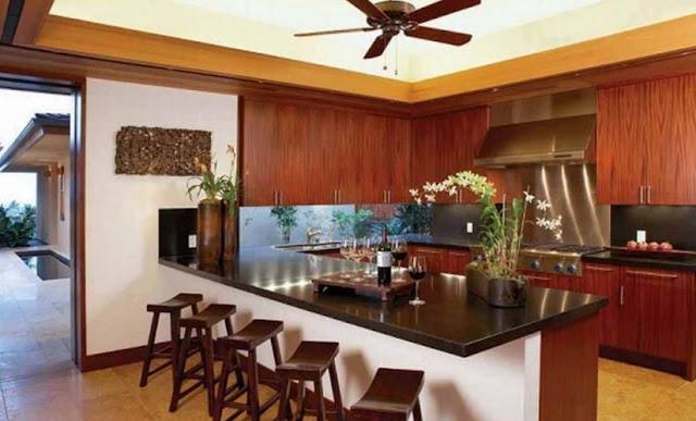 Dapur yang klasik