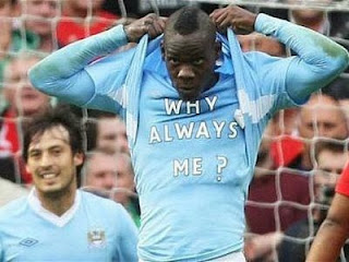 Balotelli: Why Always Me?