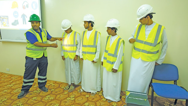 Port of Duqm marks occupational safety day