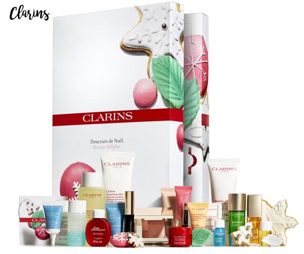 Calendrier de l'Avent Beauté - Clarins